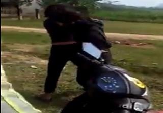 Clip hai cô gái vùng cao đánh nhau gây xôn xao cộng đồng mạng