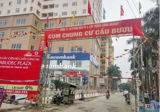 """Hà Nội: """"Xã hội đen"""" lộng hành tại Cụm chung cư Cầu Bươu?"""