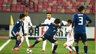 U23 Nhật Bản thua sốc trước U23 Uzbekistan