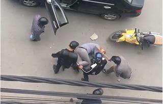 Người bị nhóm côn đồ đánh đập dã man trên đường phố ở Hải Phòng là giám đốc doanh nghiệp