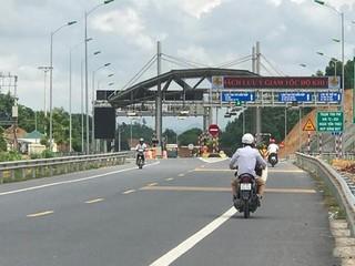 Trạm BOT Thái Nguyên-Chợ Mới chính thức thu phí từ 25/1