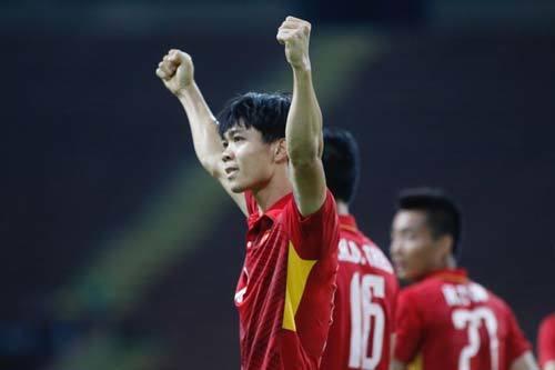 U23 Việt Nam có trận đấu tốt trước U23 Iraq