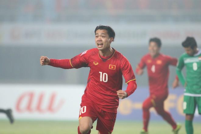U23 Việt Nam giành vé vào bán kết U23 châu Á 2018