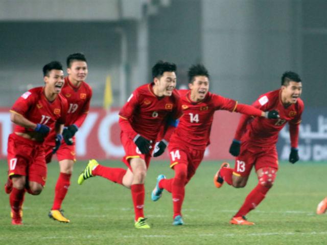 U23 Việt Nam đã khiến cả Đông Nam Á nức lòng khi đánh bại U23 Iraq