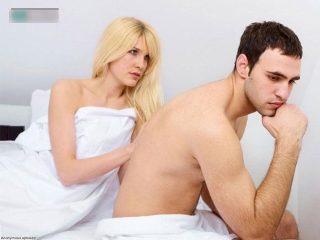 đàn ông sợ điều gì khi lên giường