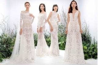 """Dàn """"nữ thần"""" cuốn hút trong trang phục của NTK Chung Thanh Phong"""