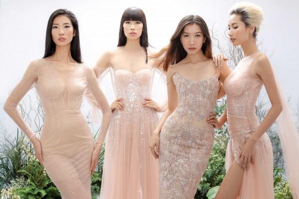 Dàn nữ thần cuốn hút trong trang phục của Chung Thanh Phong 10