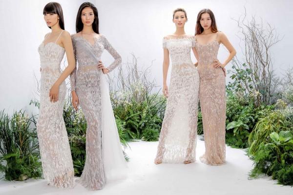 Dàn nữ thần cuốn hút trong trang phục của Chung Thanh Phong 11