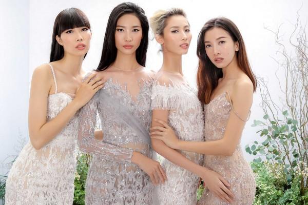 Dàn nữ thần cuốn hút trong trang phục của Chung Thanh Phong 12