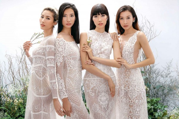 Dàn nữ thần cuốn hút trong trang phục của Chung Thanh Phong 14
