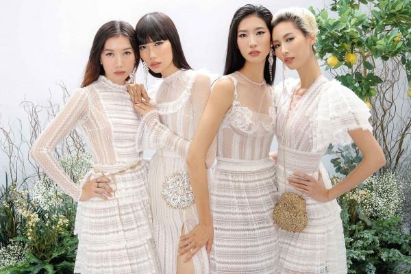 Dàn nữ thần cuốn hút trong trang phục của Chung Thanh Phong 3