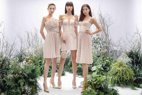 Dàn nữ thần cuốn hút trong trang phục của Chung Thanh Phong 6