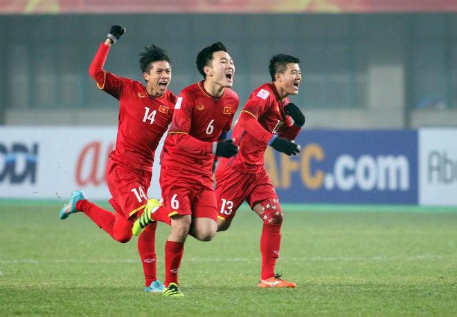 U23 Việt Nam đã viết lên câu chuyện cổ tích ở vòng chung kết U23 châu Á