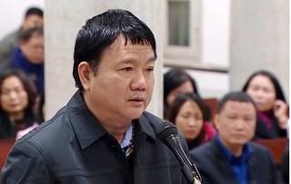 Nộp đủ 30 tỷ đồng, bị cáo Đinh La Thăng có được giảm án?