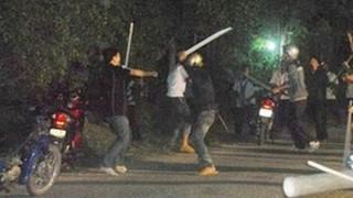 Truy sát kinh hoàng ở Sài Gòn, thanh niên bị chém lìa tay tử vong