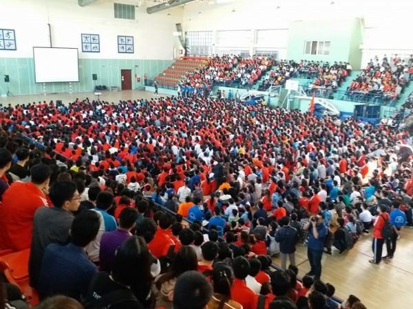 Sinh viên, dân công sở tụ tập xem trận đấu của U23 Việt Nam