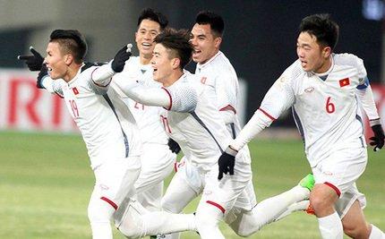 bóng đá U23 khiến người hâm mộ đau tim