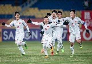 Văn phòng Chủ tịch nước đề nghị tặng huân chương cho U23 Việt Nam
