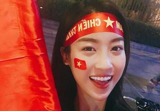 Hoa hậu Đỗ Mỹ Linh: 'Chuyện yêu với thủ môn Bùi Tiến Dũng còn quá xa'