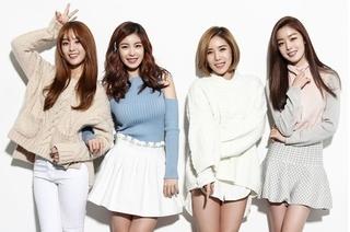 Nhóm nhạc T-ara lên tiếng trước tin đồn tan rã