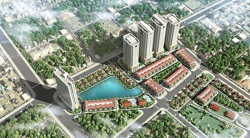 UBND phường Đại Mỗ làm khó doanh nghiệp bất động sản
