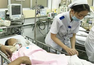 Bệnh nhi nguy kịch nghi do uống trà sữa đã tử vong vì ngộ độc thuốc diệt cỏ