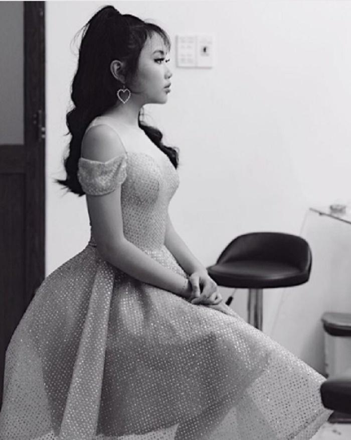 Ngỡ ngàng với hình ảnh trưởng thành như công chúa của Phương Mỹ Chi
