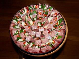 Các món ăn ngon ngày Tết của người miền Trung