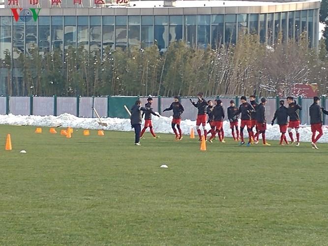 U23 Uzbekistan lộ điểm yếu chí tử, HLV Park Hang-seo giấu bài2