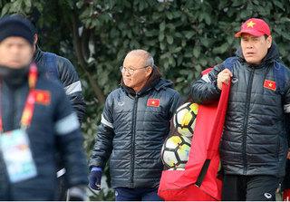 U23 Uzbekistan lộ điểm yếu chí tử, HLV Park Hang-seo chủ trương 'giấu bài'