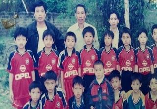 Lương Xuân Trường và những câu chuyện chưa từng được tiết lộ: Làm đội trưởng từ năm 10 tuổi