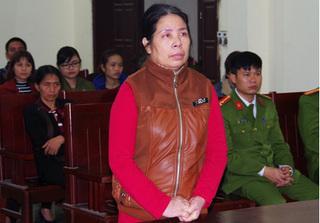 Nữ giúp việc bạo hành dã man bé 2 tháng tuổi ở Hà Nam lĩnh án tù