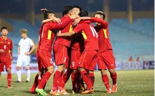 Quang Hải nói gì sau trận chung kết U23 Châu Á 2018?
