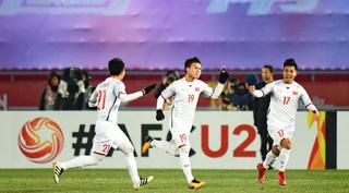 Truyền thông quốc tế: 'U23 Việt Nam là những người hùng dân tộc'