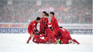 'Tương lai tươi sáng của bóng đá Việt Nam chỉ mới vừa bắt đầu'