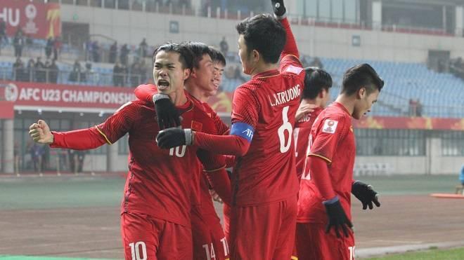 U23 Việt Nam được báo chí Thái Lan đánh giá rất cao