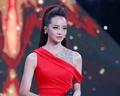 Hoa hậu Kiều Ngân tiếp tục gây tranh cãi về trang phục