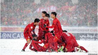 Liên đoàn bóng đá châu Á AFC vinh danh U23 Việt Nam