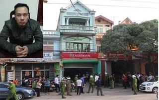 Nghi phạm cướp ngân hàng ở Bắc Giang: Bí quá, chỉ có cướp là nhanh có tiền