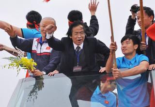 VFF phát ngôn bất nhất về vụ ông Nguyễn Lân Trung