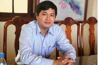 Quảng Nam: Đình chỉ công tác ông Lê Phước Hoài Bảo