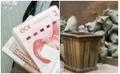 Ném 400 triệu vào sọt rác rồi xách túi rác thải đi gửi ngân hàng