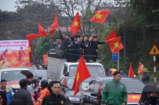 đón Lương Xuân Trường về Tuyên Quang 3