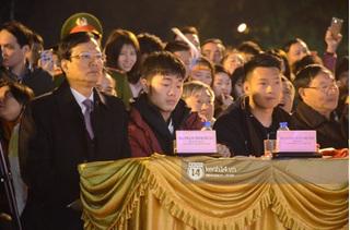 Lương Xuân Trường trở về Tuyên Quang trong sự chào đón nồng nhiệt