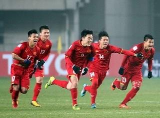Thành công của U23 Việt Nam sẽ khiến V.League 2018 có nhiều thay đổi