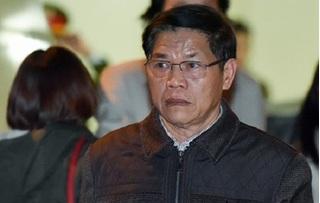 Bị cáo lớn tuổi nhất trong vụ án Đinh La Thăng kháng cáo