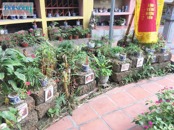 Ghé thăm nghĩa trang vật nuôi độc nhất vô nhị giữa Hà Nội 11