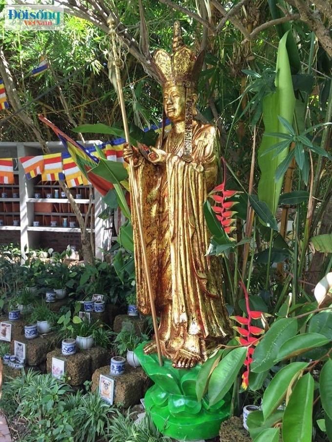 Ghé thăm nghĩa trang vật nuôi độc nhất vô nhị giữa Hà Nội 9