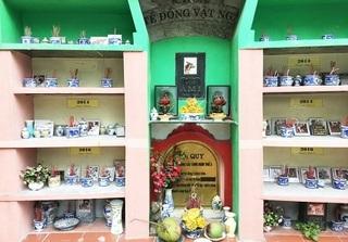 Nghĩa trang chó mèo độc nhất vô nhị giữa Hà Nội và những hình ảnh chưa từng được tiết lộ