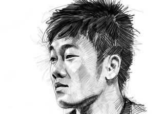 Bộ ảnh vẽ bằng bút chì tuyệt đẹp về các cầu thủ U23 Việt Nam